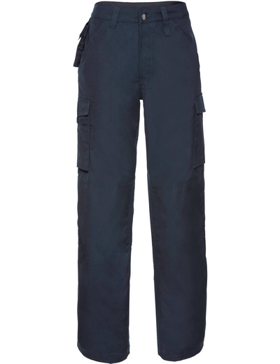 015M•HEAVY DUTY TROUSERS, 28L, french navy (04)