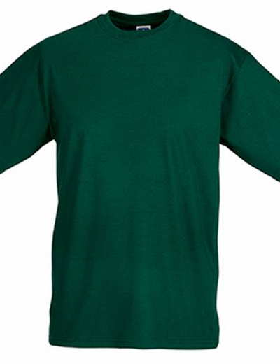 150M•T SHIRT 100% COTTON - , XL, OUT-bottle green (06)