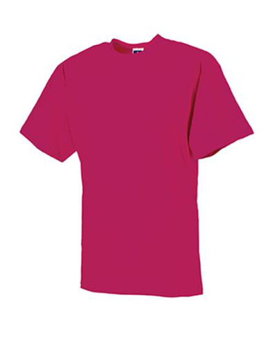 150M•T SHIRT 100% COTTON - , XL, OUT-fuchsia (28)