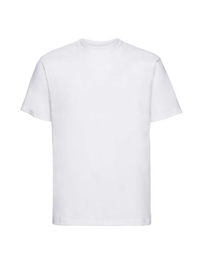 180M•ADULT CLASSIC T SHIRT, 2XL, white (01)