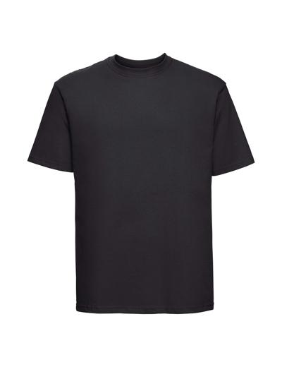 180M•ADULT CLASSIC T SHIRT, 2XL, black (03)