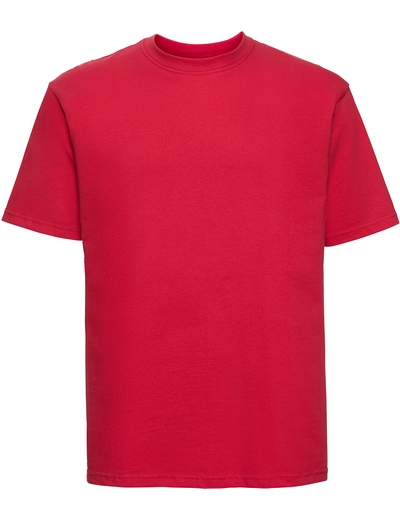 180M•CLASSIC T-SHIRT , 2XL, classic red (05)