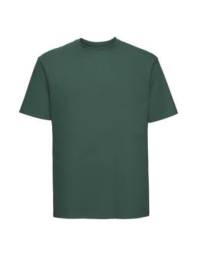 180M•CLASSIC T-SHIRT , 2XL, bottle green (06)