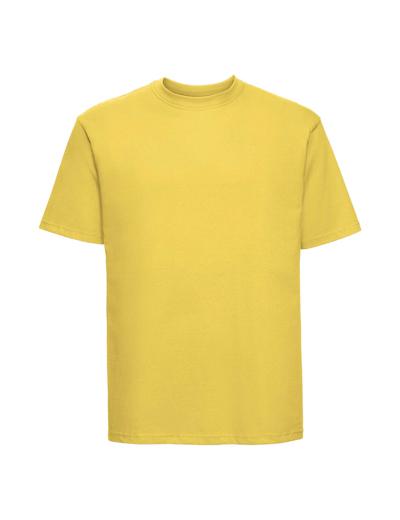 180M•ADULT CLASSIC T SHIRT, 2XL, yellow (20)