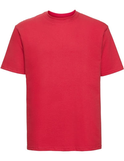 180M•CLASSIC T-SHIRT , 2XL, bright red (47)