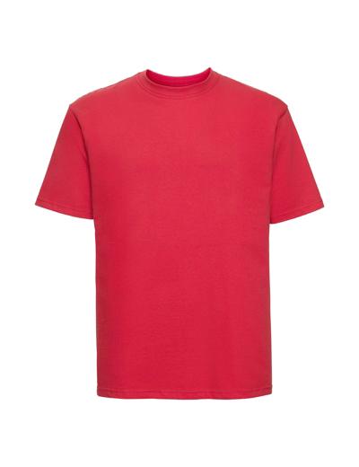 180M•ADULT CLASSIC T SHIRT, 2XL, bright red (47)