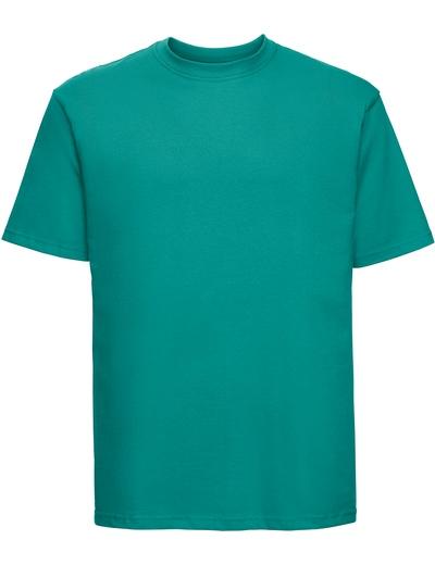180M•ADULT CLASSIC T SHIRT, 2XL, winter emerald (54)