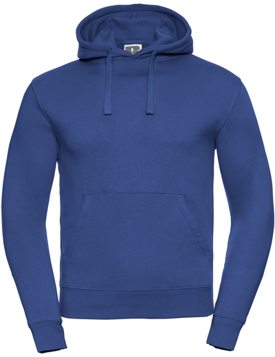 265M•ADULTS' AUTHENTIC HOODED SWEAT, 2XL, bright royal (07)