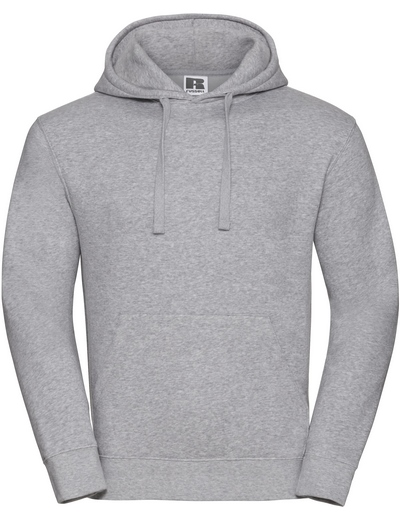 265M•ADULTS' AUTHENTIC HOODED SWEAT, 2XL, light oxford (39)
