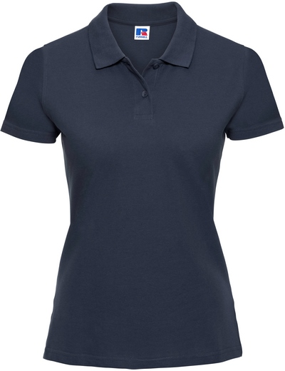 569F•LADIES CLASSIC COTTON POLO, 2XL, french navy (04)