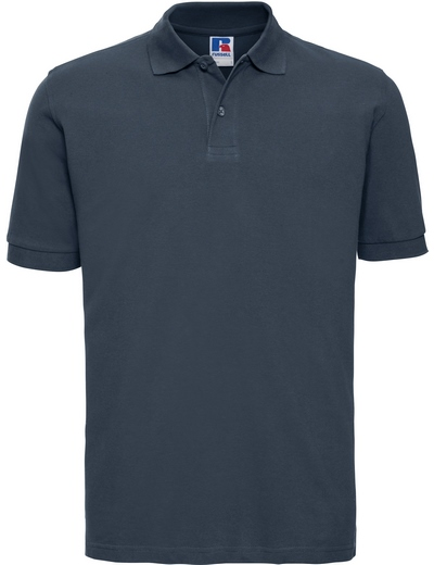 569M•MENS CLASSIC COTTON POLO, 2XL, french navy (04)