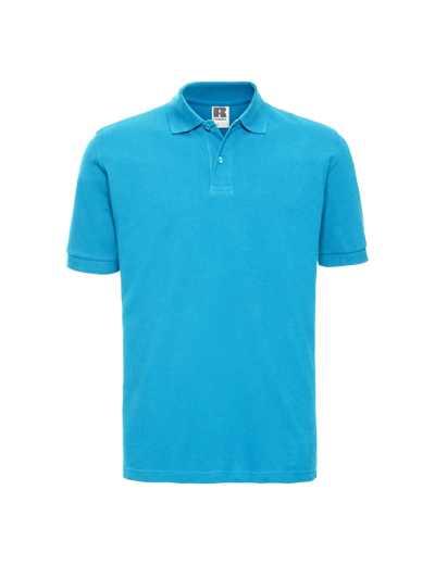569M•MENS CLASSIC COTTON POLO, 2XL, turquoise (54)