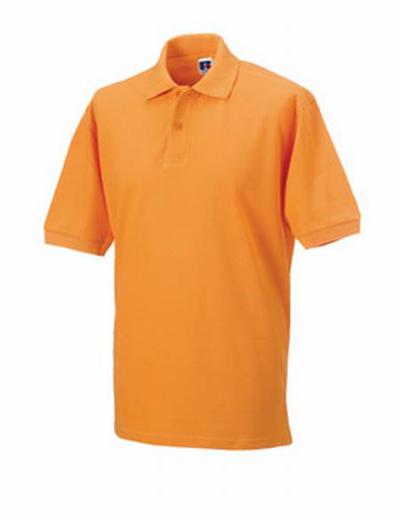 569M•MENS CLASSIC COTTON POLO, XL, OUT-peach (26)