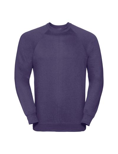 762M•CLASSIC SWEATSHIRT, 2XL, purple (13)