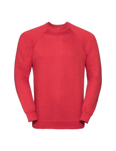 762M•ADULTS' CLASSIC SWEATSHIRT, 2XL, bright red (47)