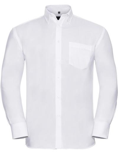 956M•MEN ULTIMATE NON IRON SHIRT LSL, 2XL, white (01)