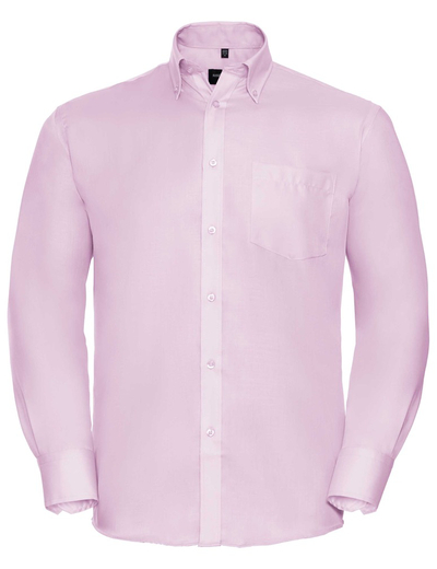 956M•MEN ULTIMATE NON IRON SHIRT LSL, 2XL, classic pink (25)