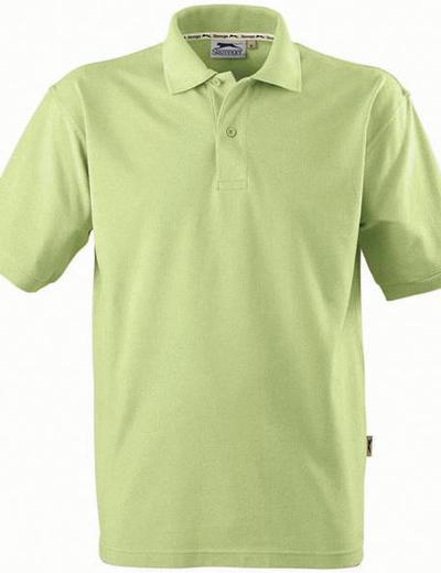 33S01•FOREHAND SHORT SLEEVE MEN'S POLO, S, light green (65)