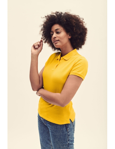 feac645010c9 FN01•LADY FIT PREMIUM POLO