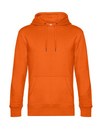 O84•B&C KING HOODED, 2XL, pure orange (10)