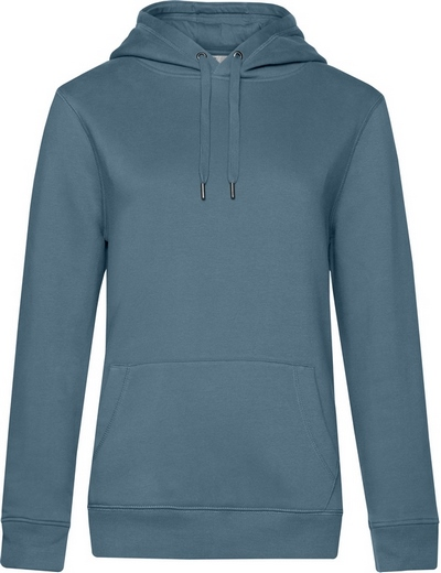 O85•B&C QUEEN HOODED, 2XL, nordic blue (29)