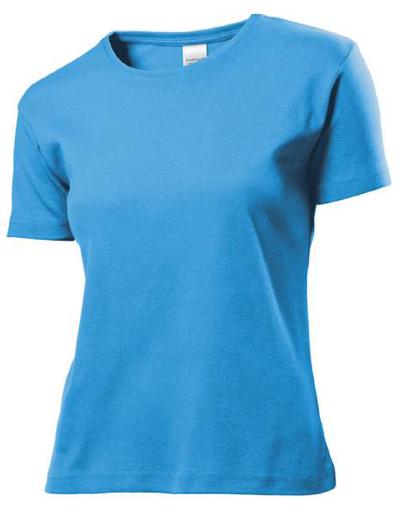 HS11•COMFORT-T WOMEN, 2XL, light blue (12)
