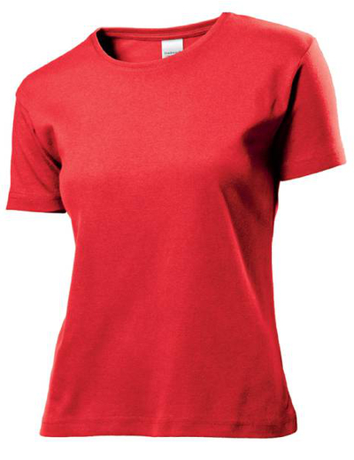 HS11•COMFORT-T WOMEN, 2XL, scarlet red (05)