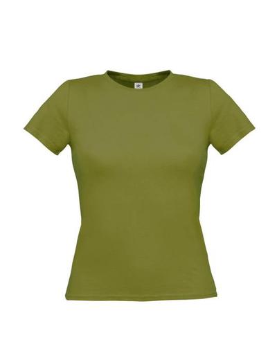 B54•WOMEN-ONLY, L, green moss (56)